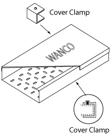 WANCO Perforated Cable Trunking - Tray style